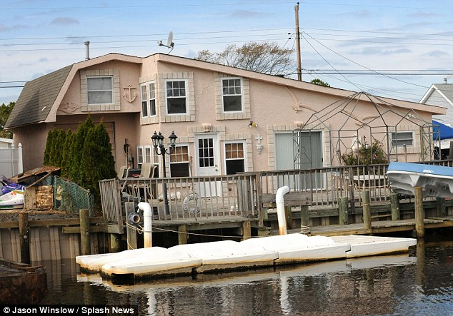 Buy teresa giudice 39 s jersey shore beach house for 100 for New jersey house music
